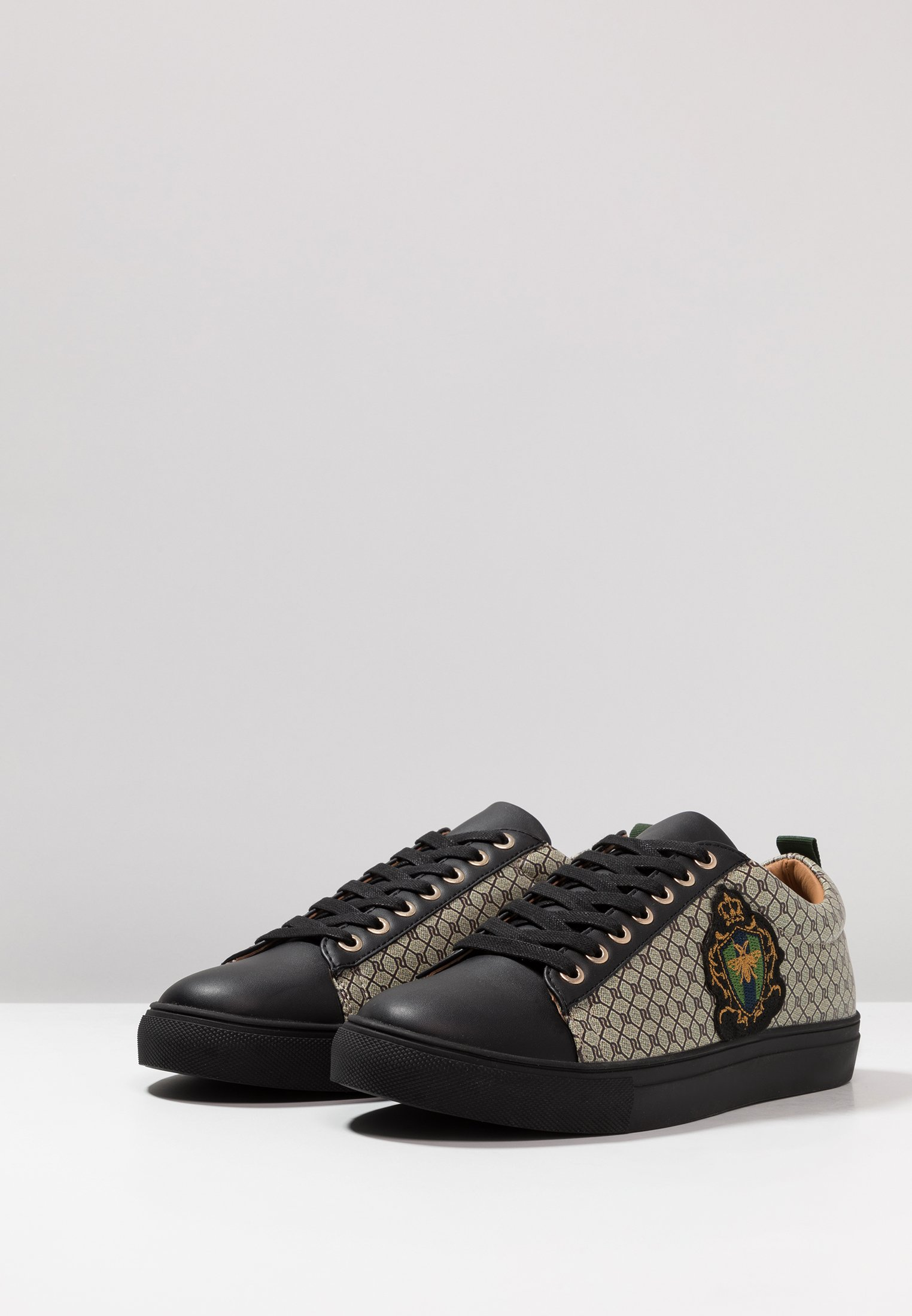 Online Shopping Køb Herresko River Island Sneakers black Cgcu3i NhSdru