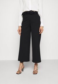 someday. - CHILANI DETAIL - Trousers - black - 0