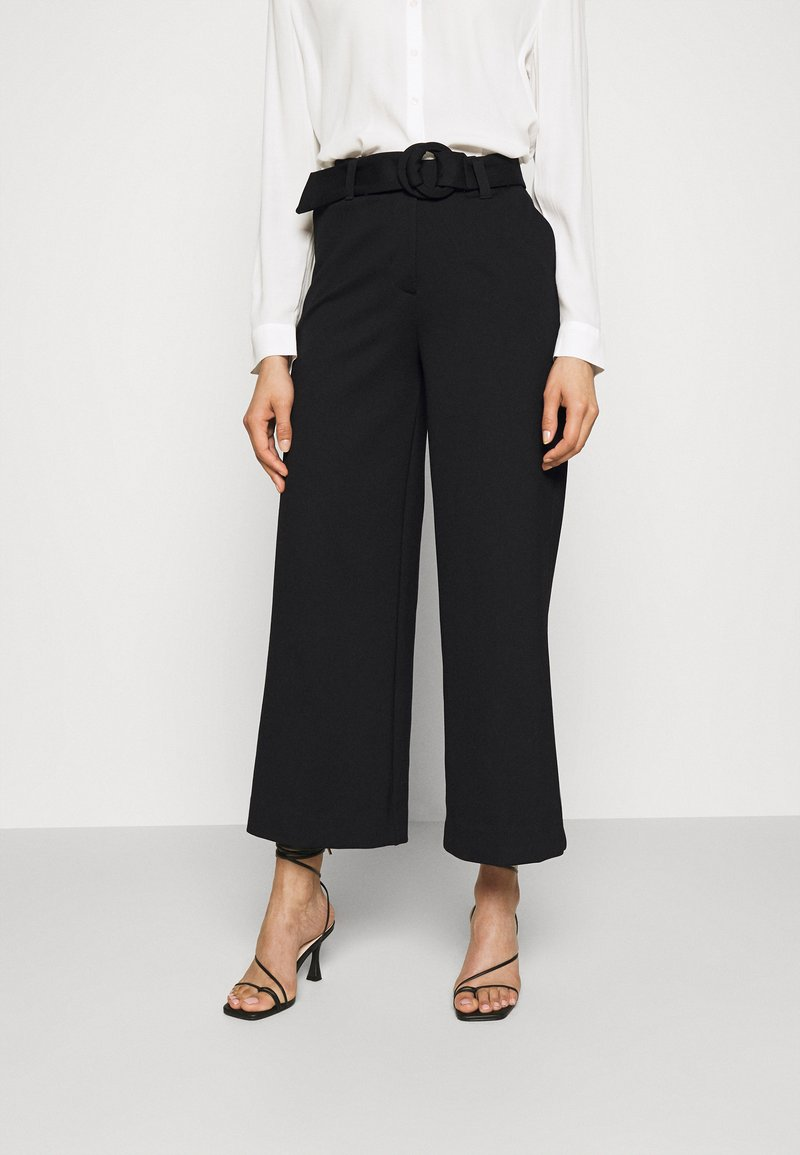 someday. - CHILANI DETAIL - Trousers - black