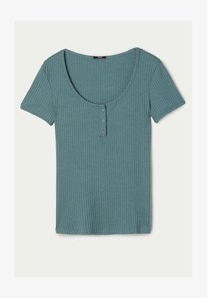 Basic T-shirt - dusty green