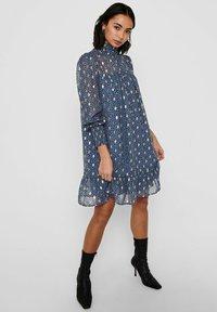 ONLY - Day dress - blue fog - 3