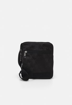 MICRO REPORTER - Across body bag - black
