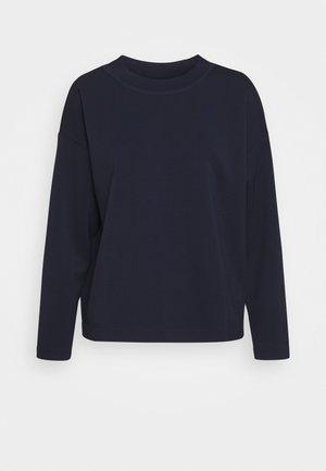 CREW NECK - Long sleeved top - sky captain blue