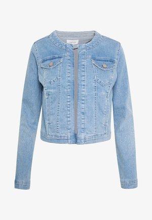 Jeansjakke - middle blue denim