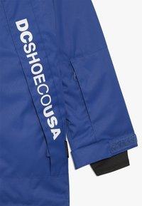 DC Shoes - DEFY YOUTH - Chaqueta de invierno - monaco/blue - 2