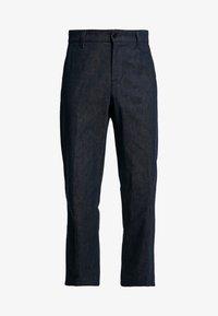 Nudie Jeans - LAZY LEO - Straight leg jeans - dry classic slub - 4