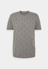 Pier One - T-shirt med print - grey - 0