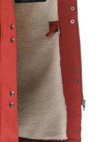 Volcom - WALK ON  - Winter coat - red - 4
