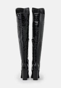 RAID - CYNTHIA - Laarzen met hoge hak - black - 3