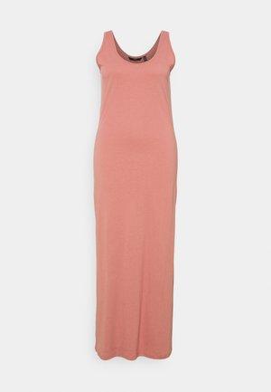 VMNANNA ANCLE DRESS - Jersey dress - old rose