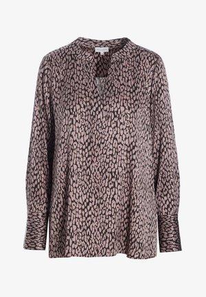 JENNIFER - Overhemd - animal taupe