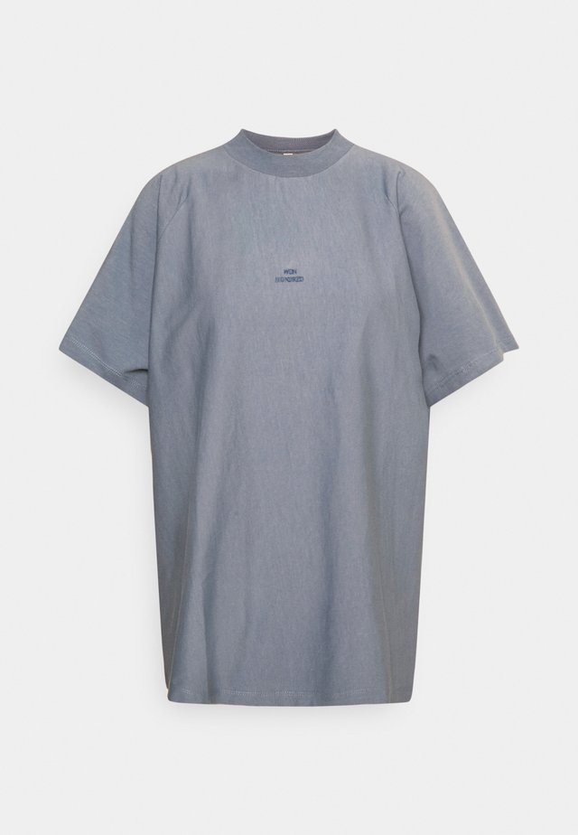BROOKLYN - T-shirt basic - flint stone