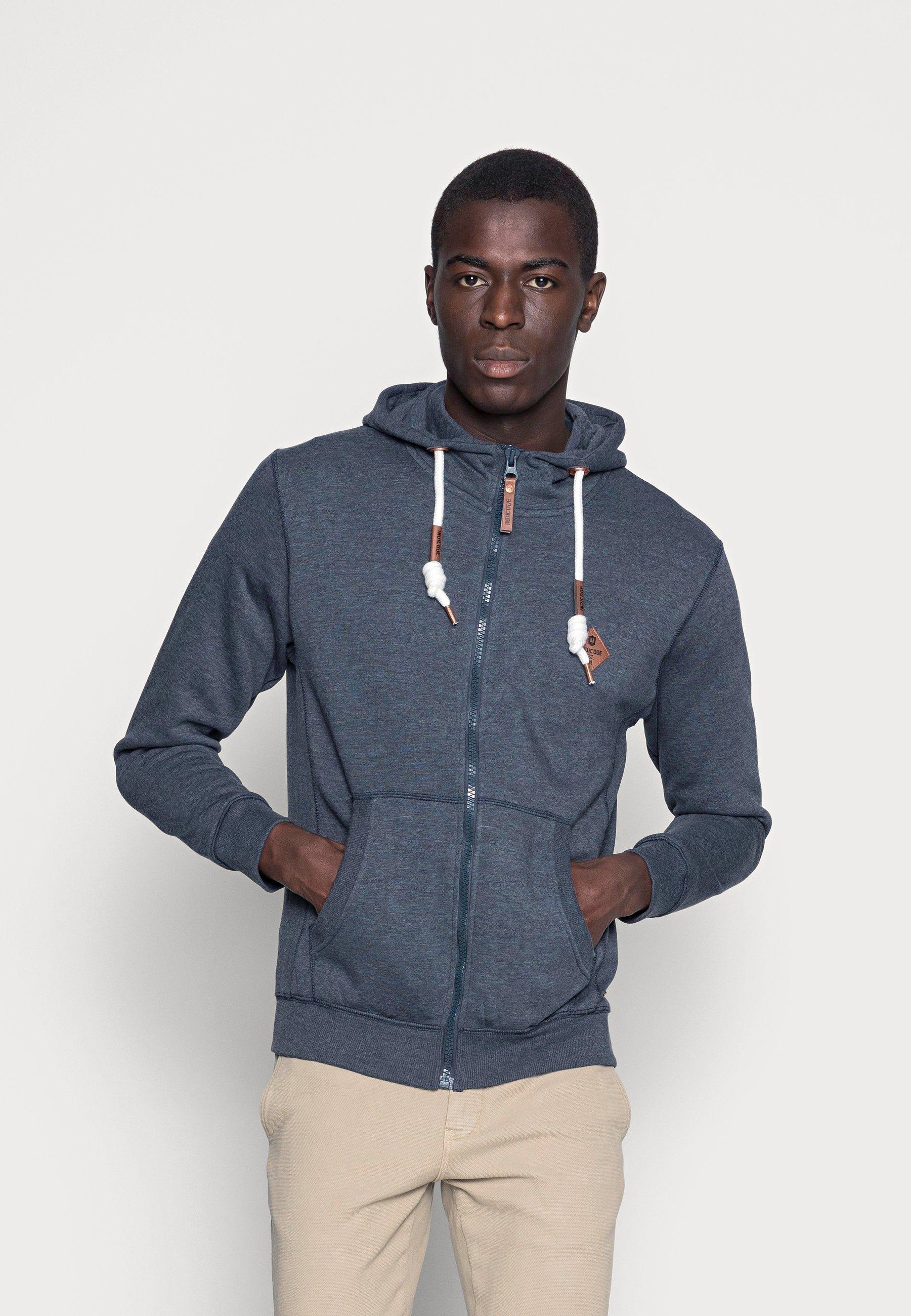Men QUINBY - Zip-up sweatshirt