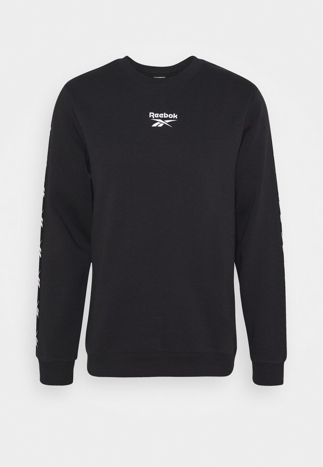 TAPE CREW - Sweater - black