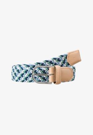 Braided belt - water