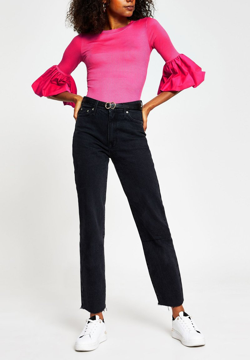 River Island - Long sleeved top - pink