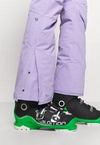 Brunotti - SUNLEAF WOMEN SNOWPANTS - Zimní kalhoty - lavender - 3