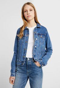 Dr.Denim Tall - VIVA - Denim jacket - city blue - 0
