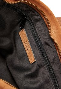 Next - MINK LEATHER AND SUEDE ACROSS-BODY BAG - Torba na ramię - brown - 3