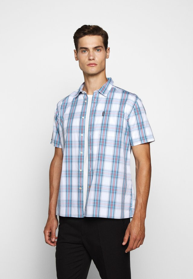 HIGHLAND CHECK SUMMER - Overhemd - white