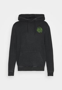 Santa Cruz - EXCLUSIVE TOXIC DOT HOODIE UNISEX - Sweatshirt - black - 5
