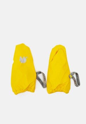 PADDED MITTENS UNISEX - Tumvantar - yellow