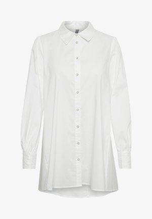 CUANTONIETT  - Button-down blouse - spring gardenia