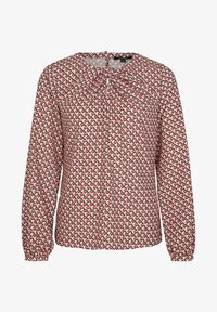 comma - Blouse - red graphic minimal - 5