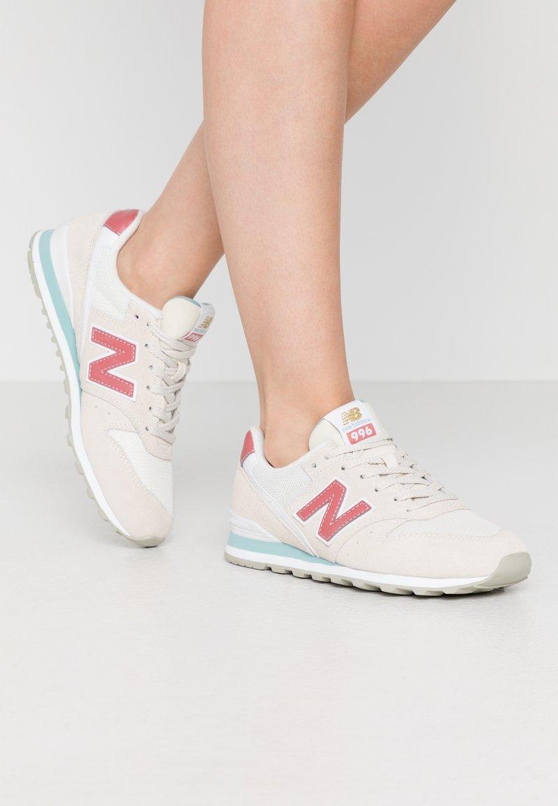 New Balance - WL996 - Zapatillas - grey