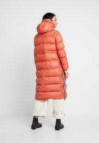 Hunter ORIGINAL - WOMENS ORIGINAL PUFFER COAT - Abrigo de invierno - siren - 2