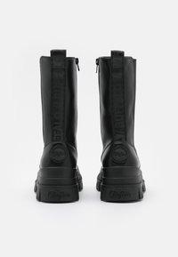 Buffalo - VEGAN ASPHA  - Platform boots - black - 3