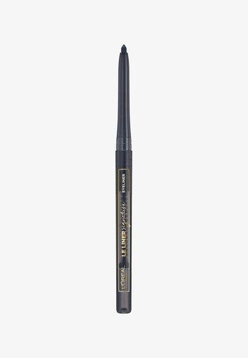 LE LINER SIGNATURE - Eyeliner - taupe grey tweed