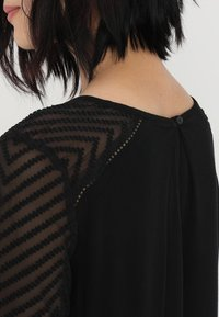 Object - OBJZOE - Blouse - black - 3