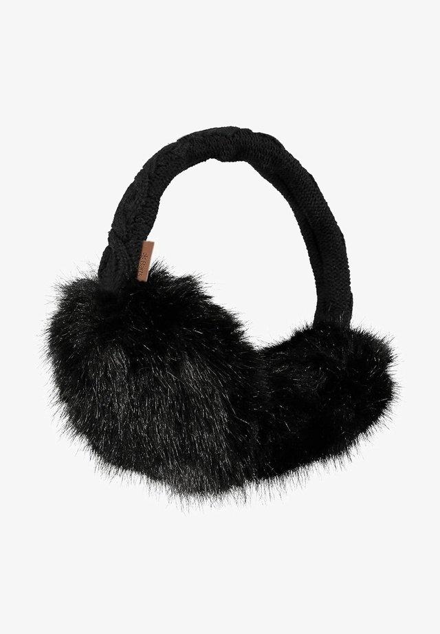 Ear warmers - schwarz