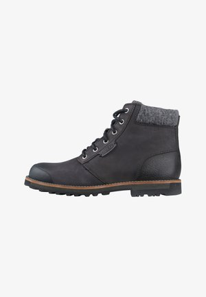 THE SLATER II - Lace-up ankle boots - magnet