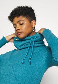 Ragwear - VIOLA - Sweatshirt - blue - 3