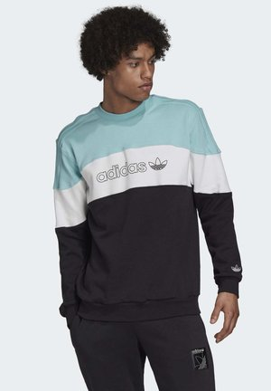 BX-20 CREWNECK SWEATSHIRT - Sweatshirt - blue