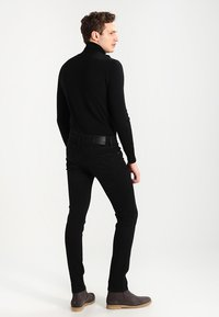Pier One - Jeans Skinny Fit - black denim - 2