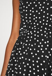 Even&Odd - Jersey dress - black/white - 5