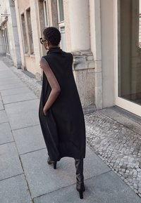 Max Mara Leisure - FANTINO - Jersey dress - nero - 6
