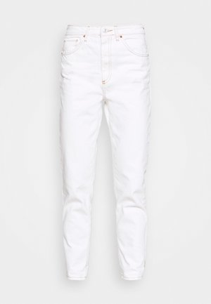 MOM - Relaxed fit jeans - milk white