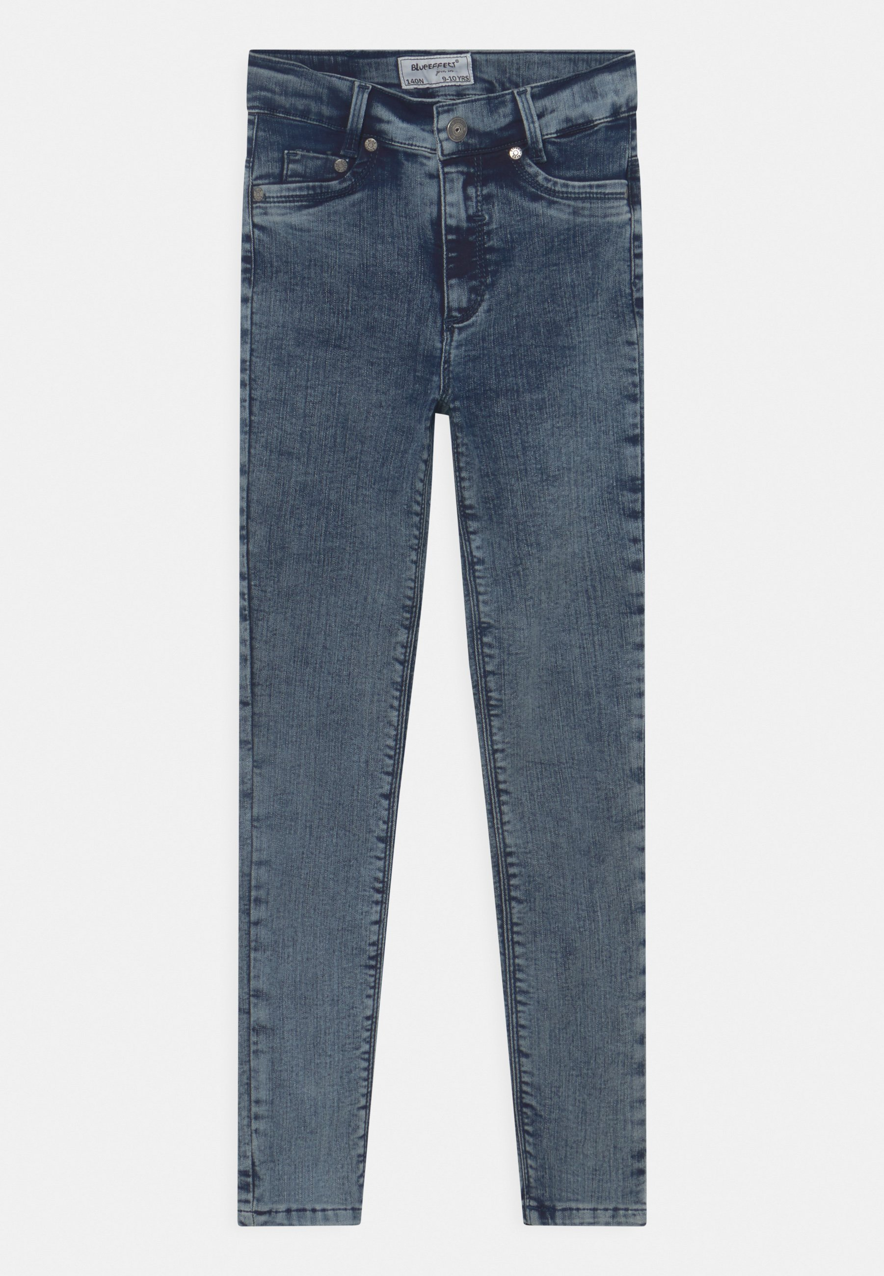 Kids GIRLS ULTRASTRETCH HIGH-WAIST - Jeans Skinny Fit