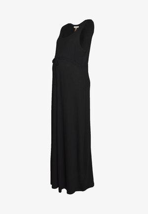 Vestido largo - black