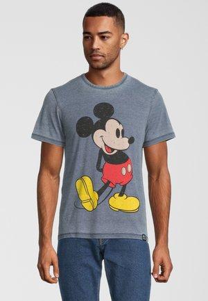 DISNEY MICKEY MOUSE CLASSIC POSE - T-shirt imprimé - blau