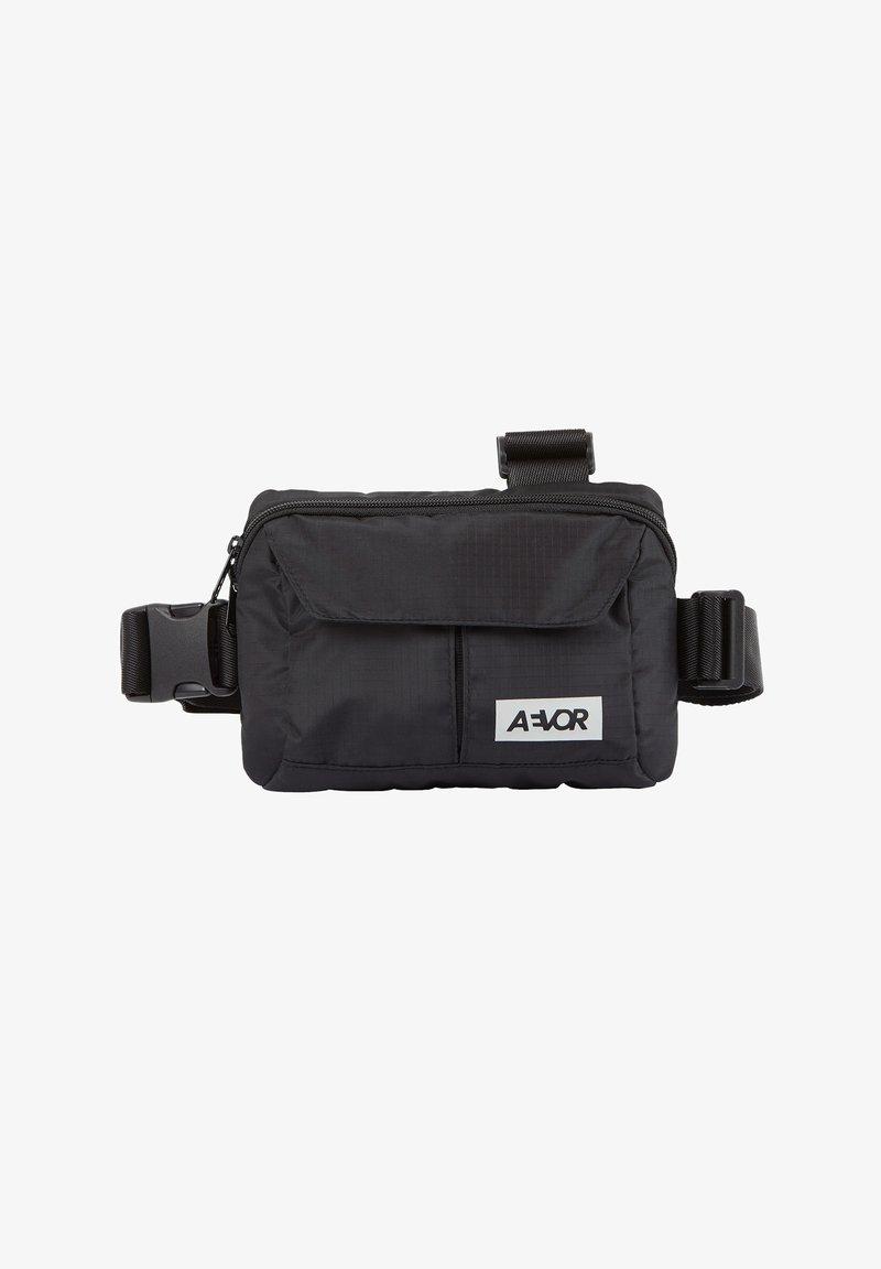AEVOR - Bum bag - schwarz