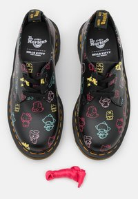 Dr. Martens - 1461 X HELLO KITTY & FRIENDS - Lace-ups - black smooth - 5