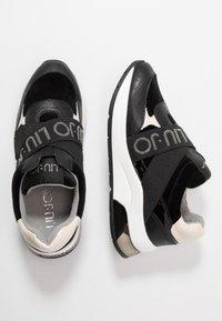 LIU JO - KARLIE - Nazouvací boty - black - 0