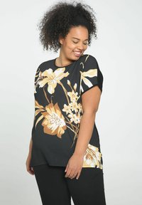 Paprika - Print T-shirt - black - 0