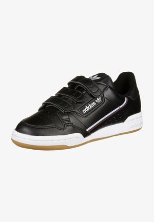 CONTINENTAL  - Trainers - core black/maroon
