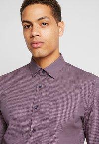 OLYMP No. Six - OLYMP NO.6 SUPER SLIM FIT  - Formal shirt - rot - 3